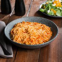 10 Strawberry Street BISEKI-13 Biseki 16 oz. Blue Stoneware Pasta Bowl - 12/Case