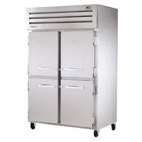 True STA2F-4HS Specification Series Four Solid Half Door Reach In Freezer - 56 Cu. Ft.