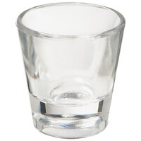 GET SW-1433 (SW1433) SAN Plastic 7/8 oz. Shooter Glass 24 / Case