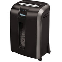 Fellowes 4601001 Powershred 73Ci Medium-Duty Jam Proof Cross-Cut Shredder