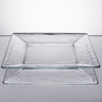 Libbey 1794708 Tempo 10 inch Square Plate - 12/Case