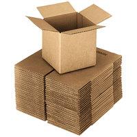 20 inch x 20 inch x 20 inch Kraft Shipping Box - 10/Bundle