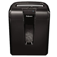 Fellowes 4600001 Powershred 63Cb Light-Duty Cross-Cut Shredder