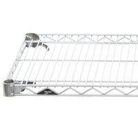 Metro A1836NC Super Adjustable Chrome Wire Shelf - 18 inch x 36 inch