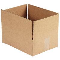 12 inch x 9 inch x 4 inch Kraft Shipping Box - 25/Bundle