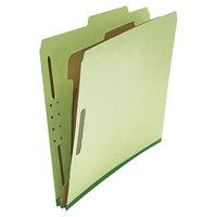 Universal UNV10251 Letter Size Classification Folder - 10/Box