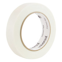 Universal UNV30024 1 inch x 60 Yards Clear 110# Utility Grade Filament Tape