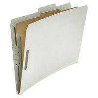 Universal UNV10262 Legal Size Classification Folder - 10/Box