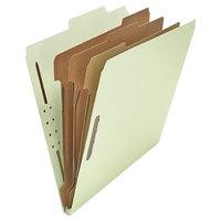 Universal UNV10293 Letter Size Classification Folder - 10/Box