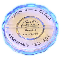 Clipper Mill by GET LED-01 2 3/4 inch 13-Color LED Waterproof Light