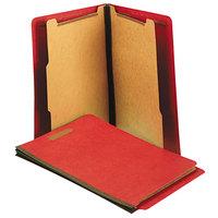 Universal UNV10320 Letter Size Classification Folder - 10/Box