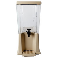 Rubbermaid FG335900CLR 5 Gallon Clear Beverage Dispenser