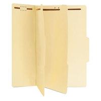 Universal UNV10310 Legal Size Classification Folder - 15/Box