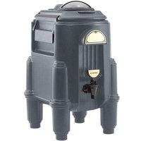 Cambro CSR3191 Camserver 3 Gallon Granite Gray Insulated Beverage Dispenser