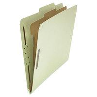 Universal UNV10253 Letter Size Classification Folder - 10/Box