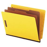 Universal UNV10319 Letter Size Classification Folder - 10/Box