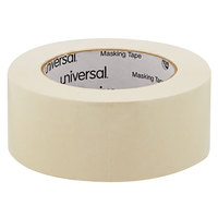 Universal UNV51302 2 inch x 60 Yards General Purpose Masking Tape - 2/Pack