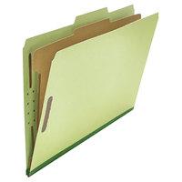 Universal UNV10261 Legal Size Classification Folder - 10/Box