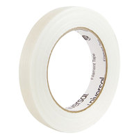 Universal UNV30018 1 inch x 60 Yards Clear 110# Utility Grade Filament Tape