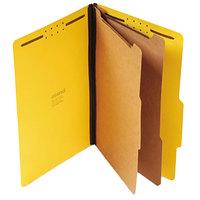 Universal UNV10314 Legal Size Classification Folder - 10/Box