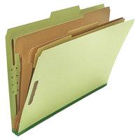 Universal UNV10296 Legal Size Classification Folder - 10/Box