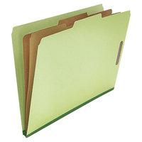 Universal UNV10281 Legal Size Classification Folder   - 10/Box