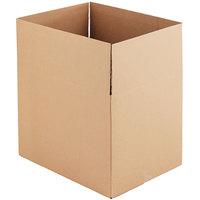 24 inch x 18 inch x 18 inch Kraft Shipping Box - 10/Bundle
