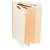 Universal UNV16150 Letter Size Classification Folder - 10/Box