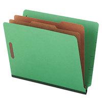 Universal UNV10317 Letter Size Classification Folder - 10/Box