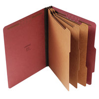 Universal UNV10290 Letter Size Classification Folder - 10/Box