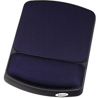 Fellowes 98741 Mousepad with Gel Wrist Rest