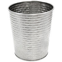 Tablecraft GTSS45 23 oz. Stainless Steel Round Fry Cup