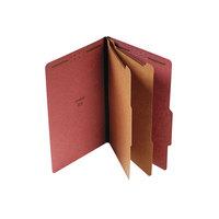 Universal UNV10280 Legal Size Classification Folder - 10/Box