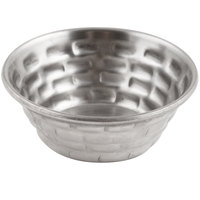 Tablecraft GRSS1 Brickhouse 1.5 oz. Stainless Steel Ramekin