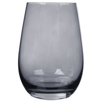 Stolzle S3527812 Elements 16.5 oz. Smoky Grey Tumbler - 24/Case