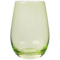 Stolzle S3527212 Elements 16.5 oz. Green Tumbler - 24/Case