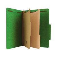 Universal UNV10302 Letter Size Classification Folder   - 10/Box