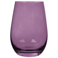 Stolzle S3528112 Elements 16.5 oz. Purple Tumbler - 24/Case