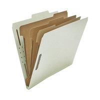 Universal UNV10292 Letter Size Classification Folder - 10/Box
