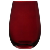 Stolzle S3527112 Elements 16.5 oz. Red Tumbler - 24/Case