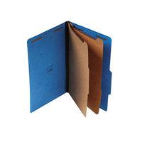 Universal UNV10311 Legal Size Classification Folder - 10/Box