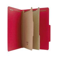Universal UNV10303 Letter Size Classification Folder - 10/Box