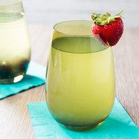 Stolzle S3527612E Elements 16.5 oz. Olive Stemless Wine Glass / Tumbler - 24/Case