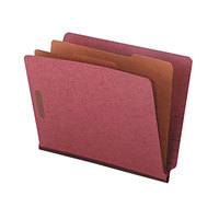 Universal UNV10315 Letter Size Classification Folder   - 10/Box