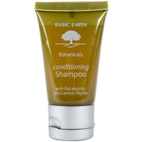 Basic Earth Botanicals Conditioning Shampoo with Flip-Top Cap 1 oz. - 300/Case