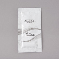 Dial White Marble Hand and Body Lotion 0.25 oz. - 500/Case