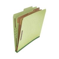 Universal UNV10271 Letter Size Classification Folder - 10/Box