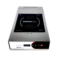 Nemco 9130 Countertop Induction Range - 120V, 1800W