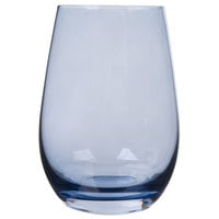Stolzle S3527912 Elements 16.5 oz. Smoky Blue Tumbler - 24/Case