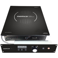 Nemco 9121-1 Drop-In Induction Range with Remote Controls - 208/240V, 2600W